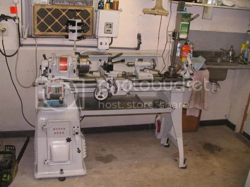 10 South Bend Lathe For Sale