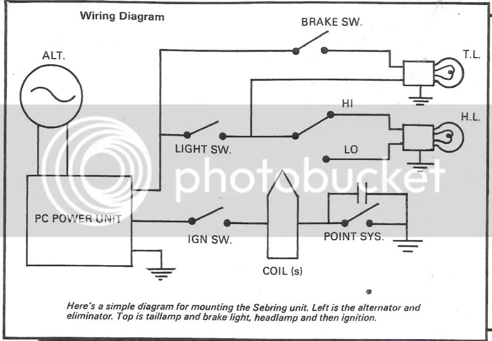 medium resolution of motorcycle battery eliminator wiring diagram