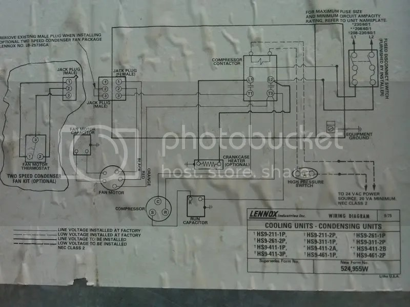Condenser Fan Motor Wiring Diagram View Diagram