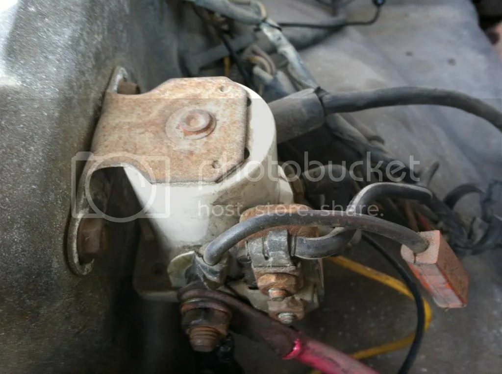 2006 f150 5 4 wiring diagram human organ system unlabelled help! what is this part and why it smoking?? - ford bronco forum