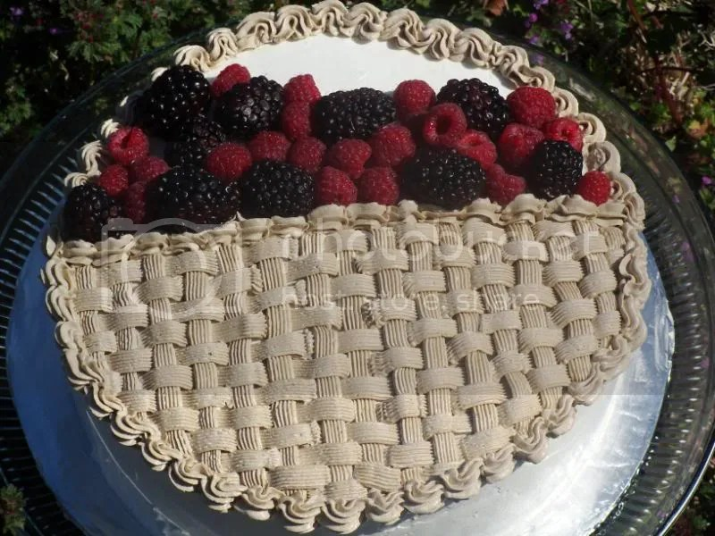 Cake o' fruit