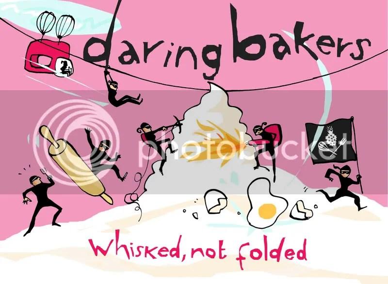 Daring Bakers Logo