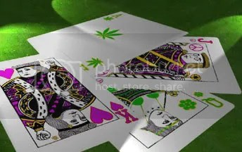 Hippy Deck of Cards