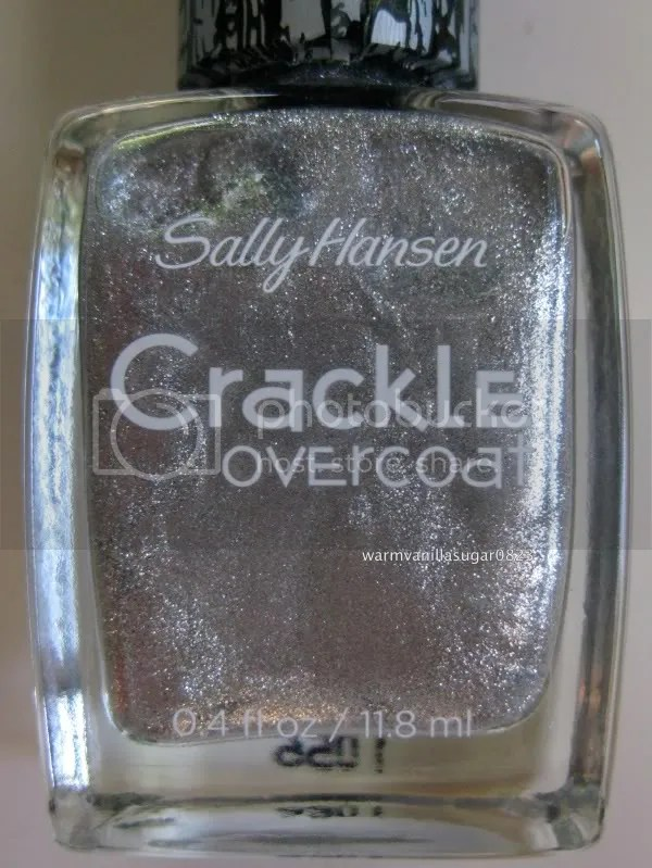 Sally Hansen Fractured Foil,warmvanillasugar0823