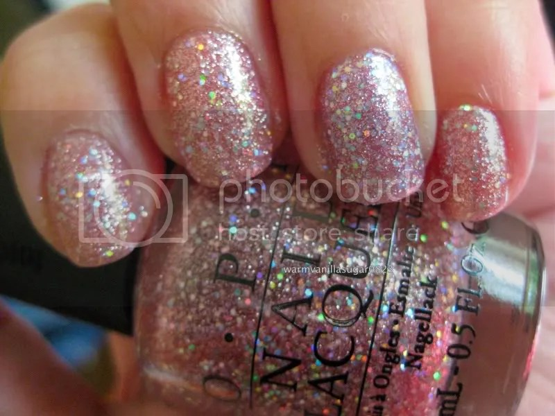 OPI Katy Perry,OPI Teenage Dream,warmvanillasugar0823