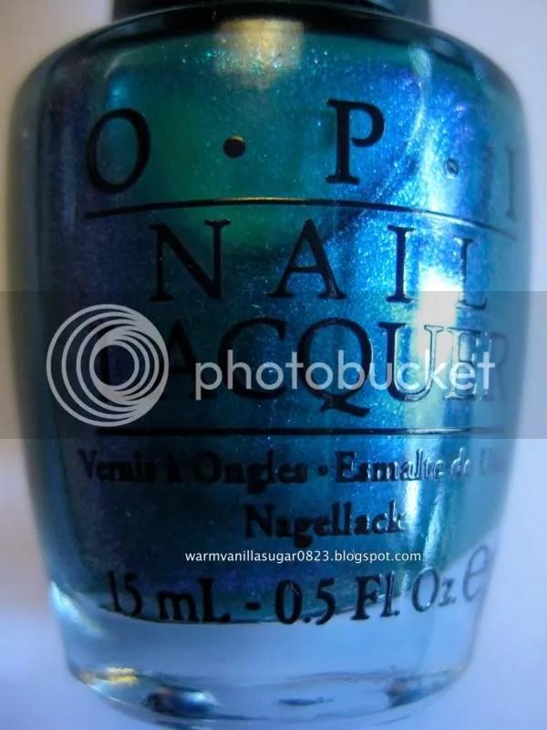 OPI Texas Collection,OPI Austin-tatious Turquoise