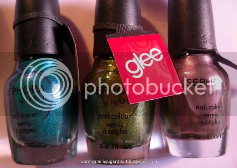 Sephora by OPI Glee,warmvanillasugar0823