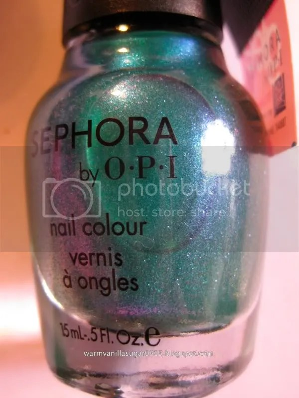 Sephora by OPI Who Let The Dorks Out,Sephora by OPI Glee,warmvanillasugar0823