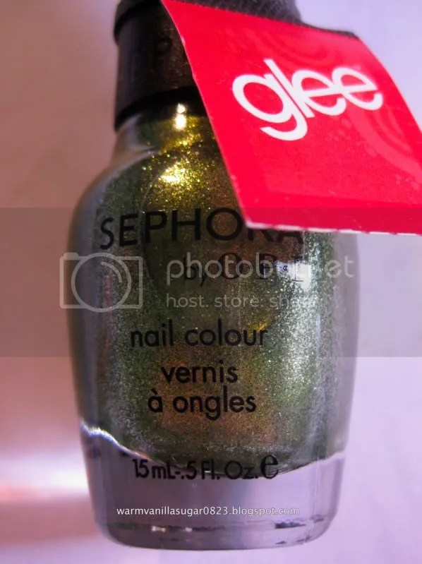 Sephora by OPI Gleek Out,Sephora by OPI Glee,warmvanillasugar0823