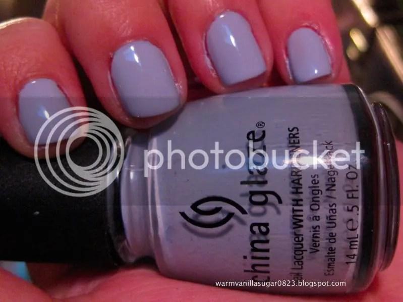 china glaze agent lavender,warmvanillasugar0823