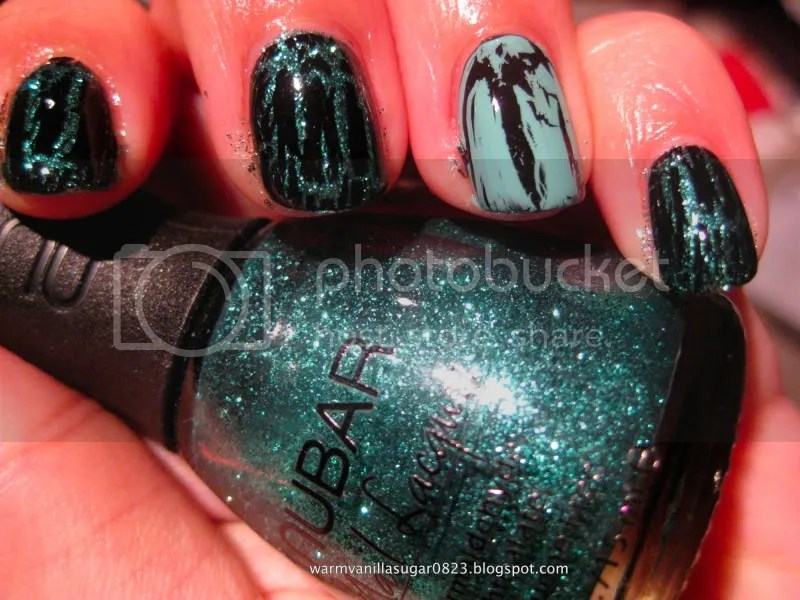 china glaze broken hearted,china glaze crackle,china glaze crushed candy,warmvanillasugar0823