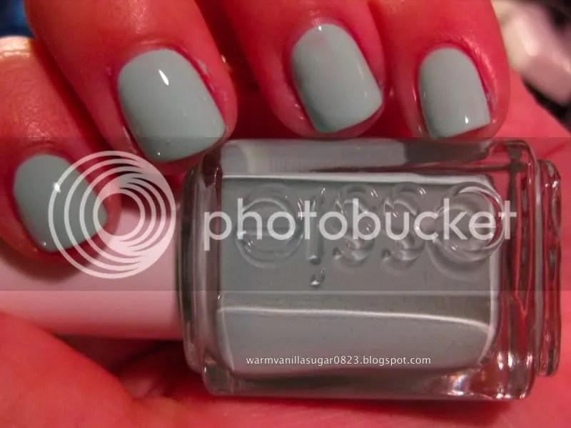 Essie Mint Candy Apple,warmvanillasugar0823