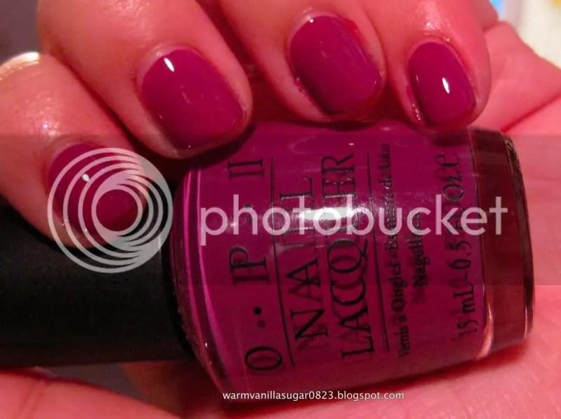 OPI Pamplona Purple,OPI Spain,warmvanillasugar0823