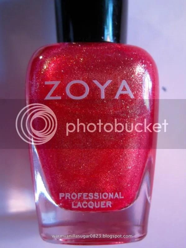 Zoya Nail Polish,Zoya Nail Polish Swatches,Zoya Sunshine,Zoya Rica,warmvanillasugar0823