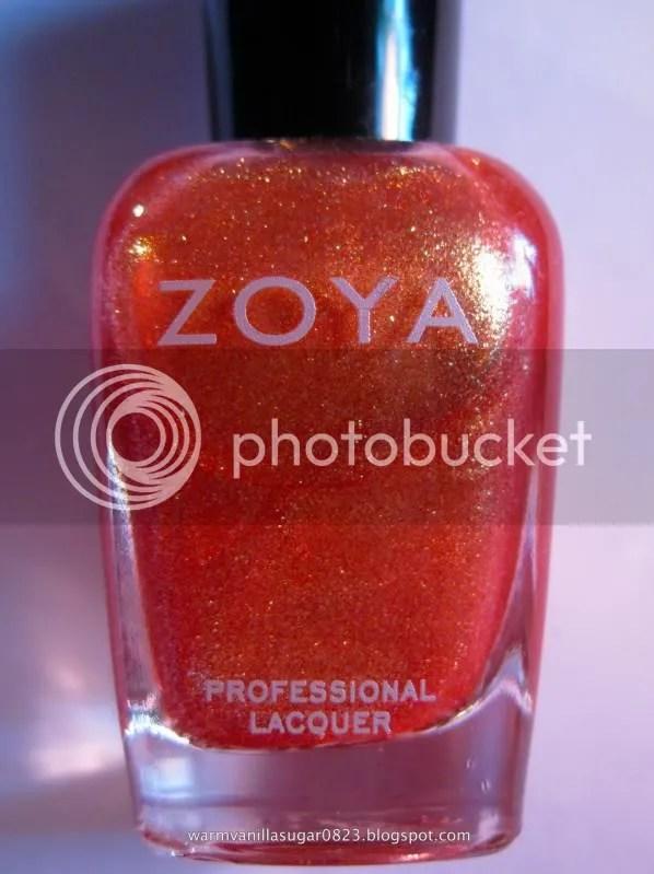 Zoya Nail Polish,Zoya Nail Polish Swatches,Zoya Sunshine,Zoya Tanzy,warmvanillasugar0823