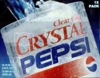 Crystal pepsi Pictures, Images and Photos