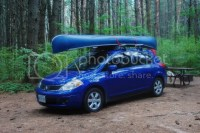 Which Roof-Rack should I go with? - Nissan Versa Forums