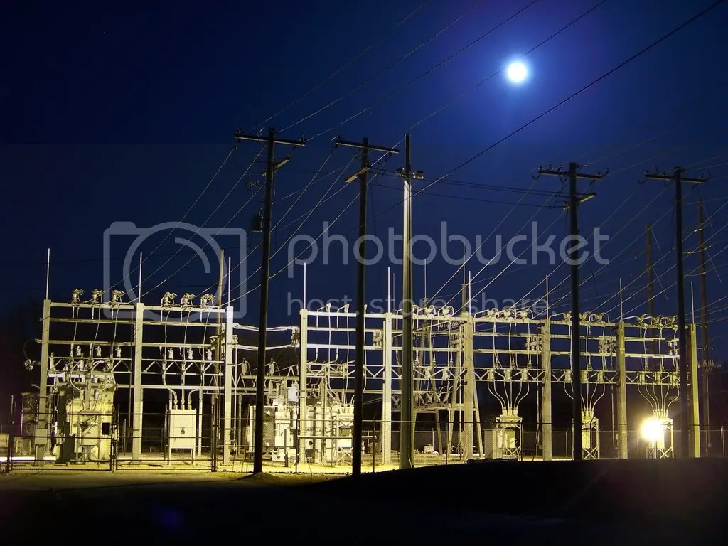 Power Substation Photo by GlassCurtain  Photobucket