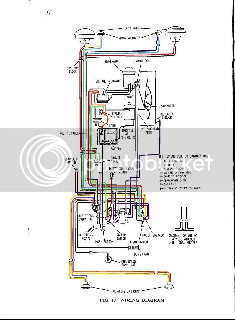 wiring walck39s 4 wheel drive head light switch cj2a cj3a cj3b cj5 EZ Wiring Harness Diagram