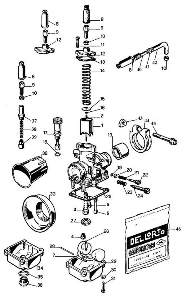 Manual For A 2006 Baja Mini Mini Bike