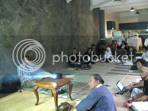 Nu-Substance2009: Resonance | Diskusi Kondisi Ekologi Cekungan Bandung