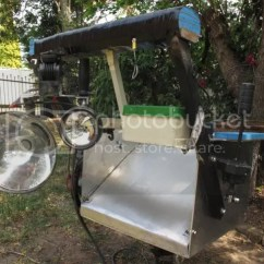 Swivel Hunting Chair With Armrests Rocking Cushions For Child Rocker Fishnhunt - New Zealands Famous And Fishing Forum Since 1995 Some Of My Improvised ...