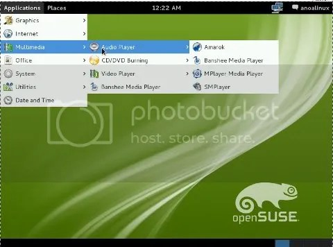 openSUSE Multimedia