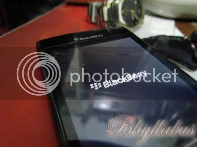 BlackBerry 9550 Odin