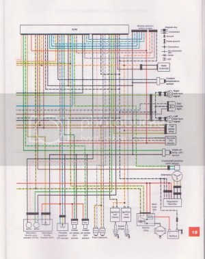 [WRG3746] 1988 Suzuki Intruder Wiring Diagram