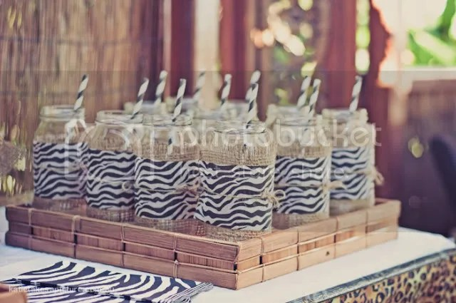 big round bamboo chair sprout high reviews kara's party ideas african safari jungle birthday |