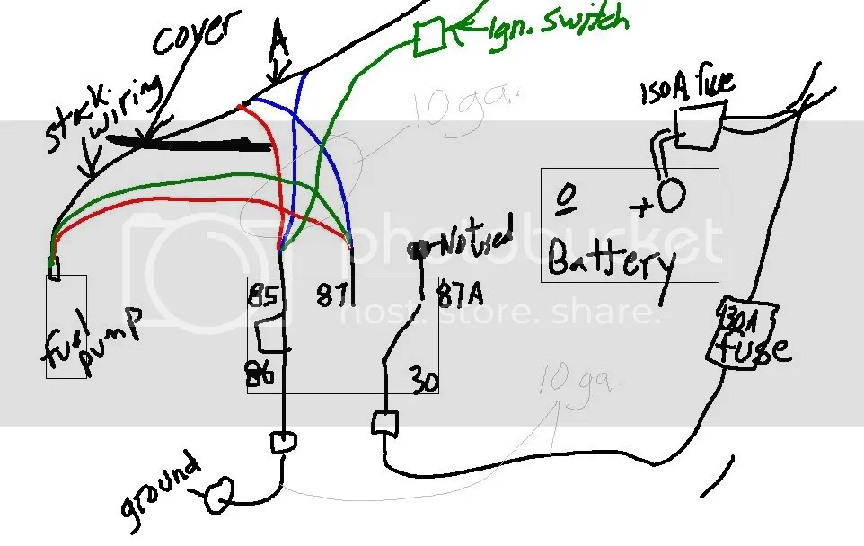 Diagram 1993 Nissan 240sx Relay Diagram Diagram Schematic Circuit