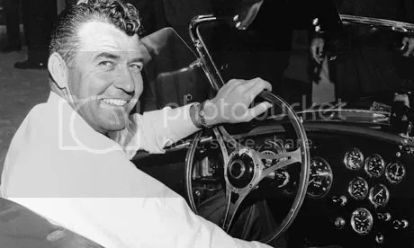 Mr. Carroll Shelby