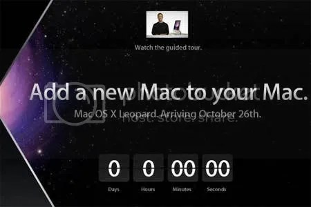 Apple countdown's at 00:00:00