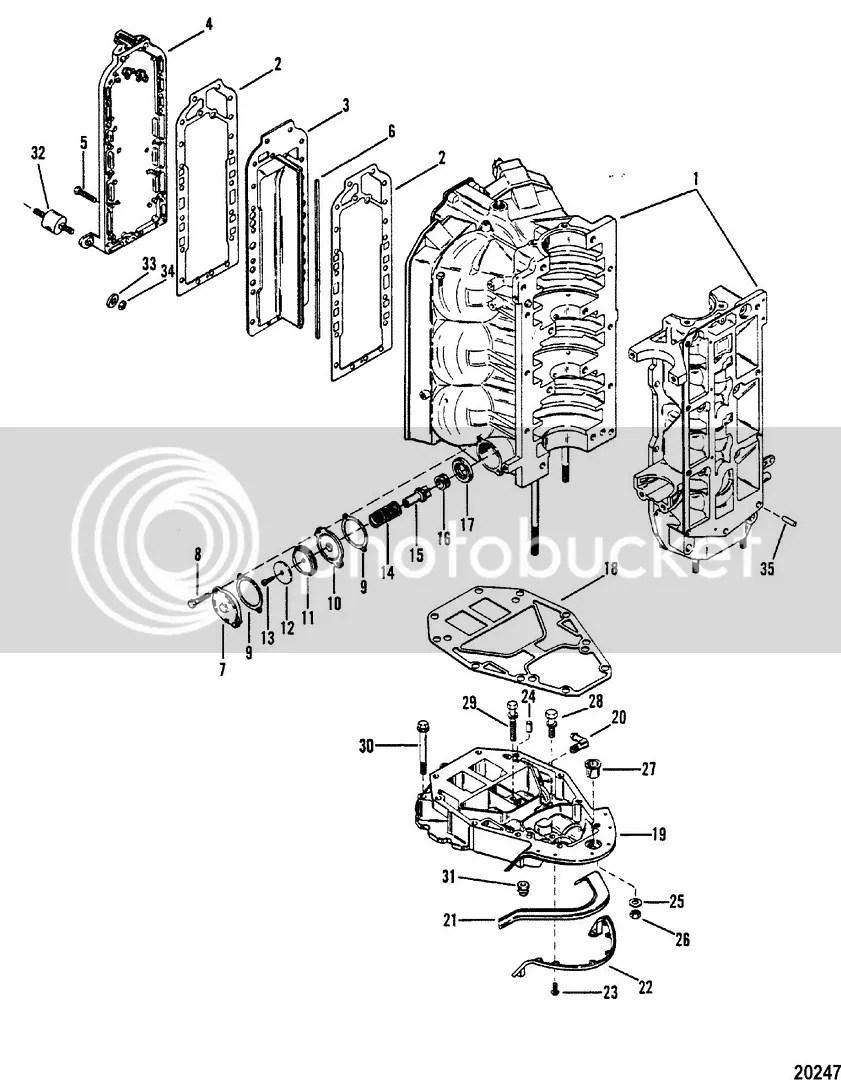 Mercury Tech Poppet valve question