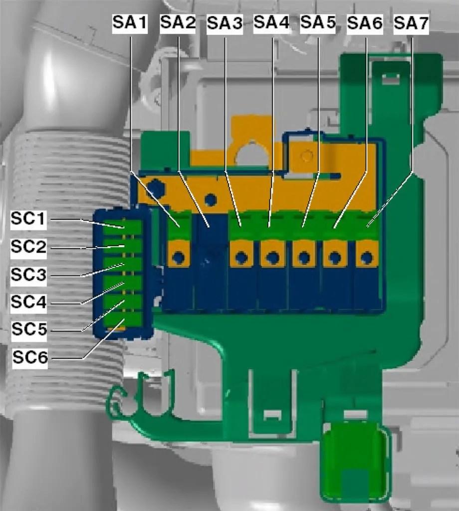 Fuel Pump Wiring Diagram Fuel Circuit Diagrams