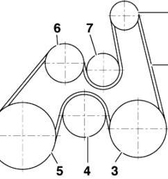 03 vw tdi engine belt diagram wiring library diagrams further 2001 audi a4 1 8t belt diagram as well on vw trike [ 1023 x 850 Pixel ]