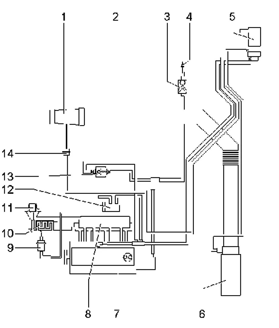 Changeover Wiring Diagram Changeover Piping Diagram Wiring