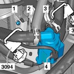 Audi A6 C6 Wiring Diagram 2003 Jeep Liberty Engine Fault Code P261aa00 Coolant Pump B Control Circuit Open