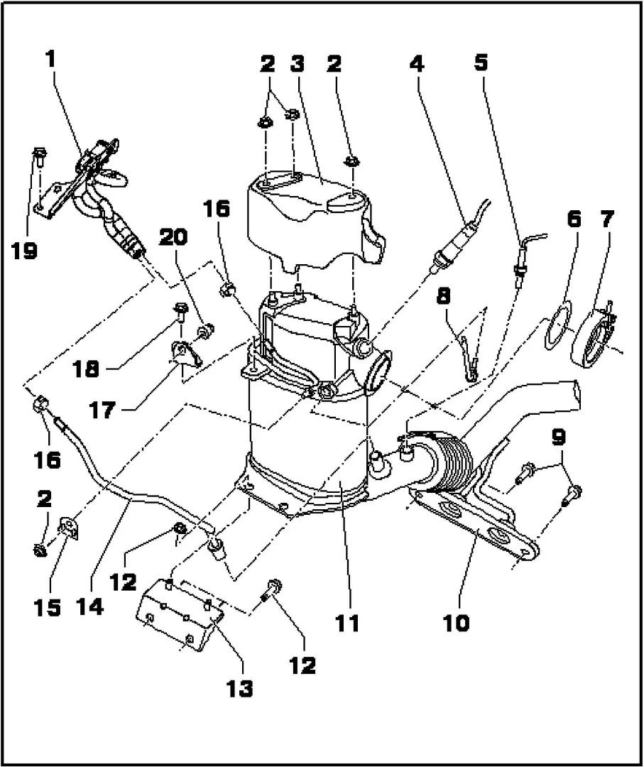 2006 Pontiac Vibe Fuse Box Location. Pontiac. Wiring