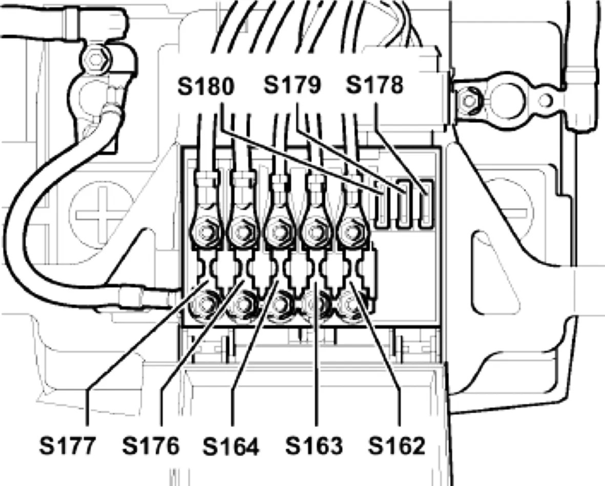 fuse fuse vw polo fuse box diagram 2012 Vw Polo Fuse Box