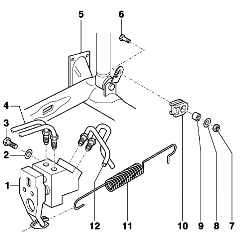 Brake load sensor,