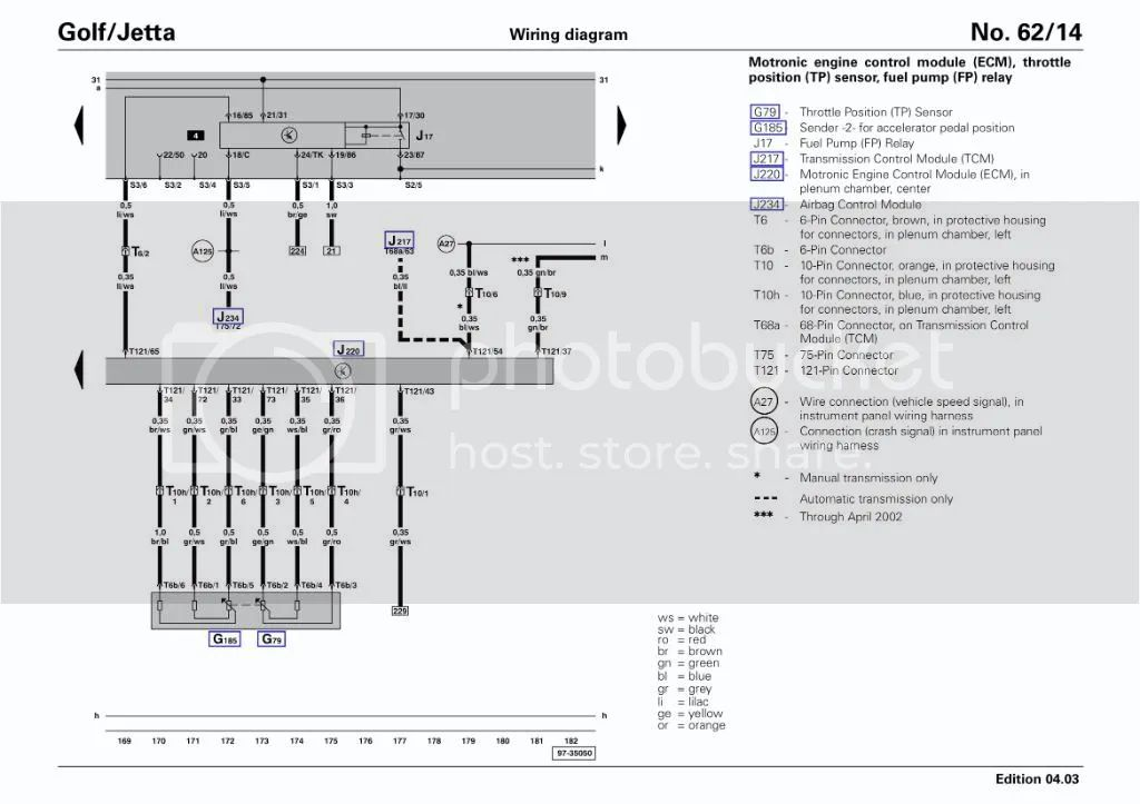 wiring diagram for 2004 vw jetta