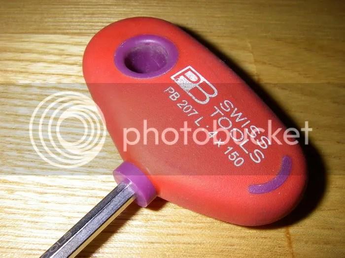 我的單車工具–T型板手「PB SWISS 207L」 - smithnet 的部落格 - udn部落格