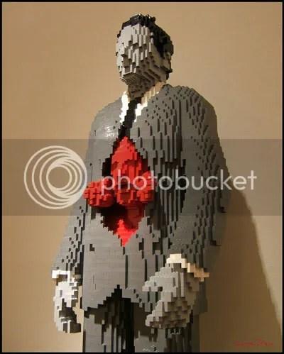 Lego man