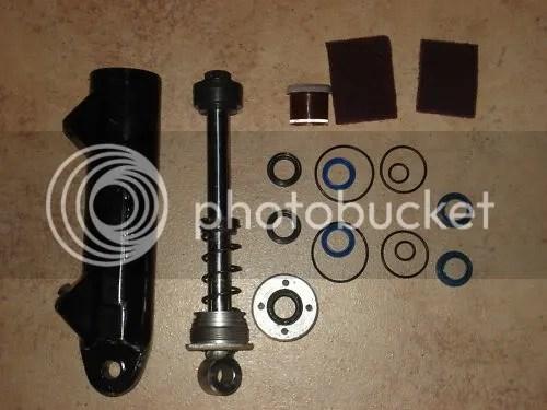 Volvo Penta Sx Trim Cylinder Kit