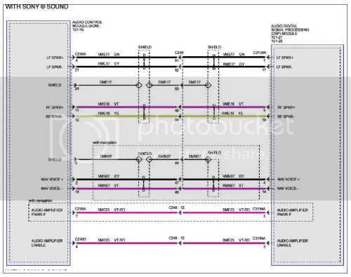 small resolution of help with jl cleansweep installation with sony nav with wiring diagrams