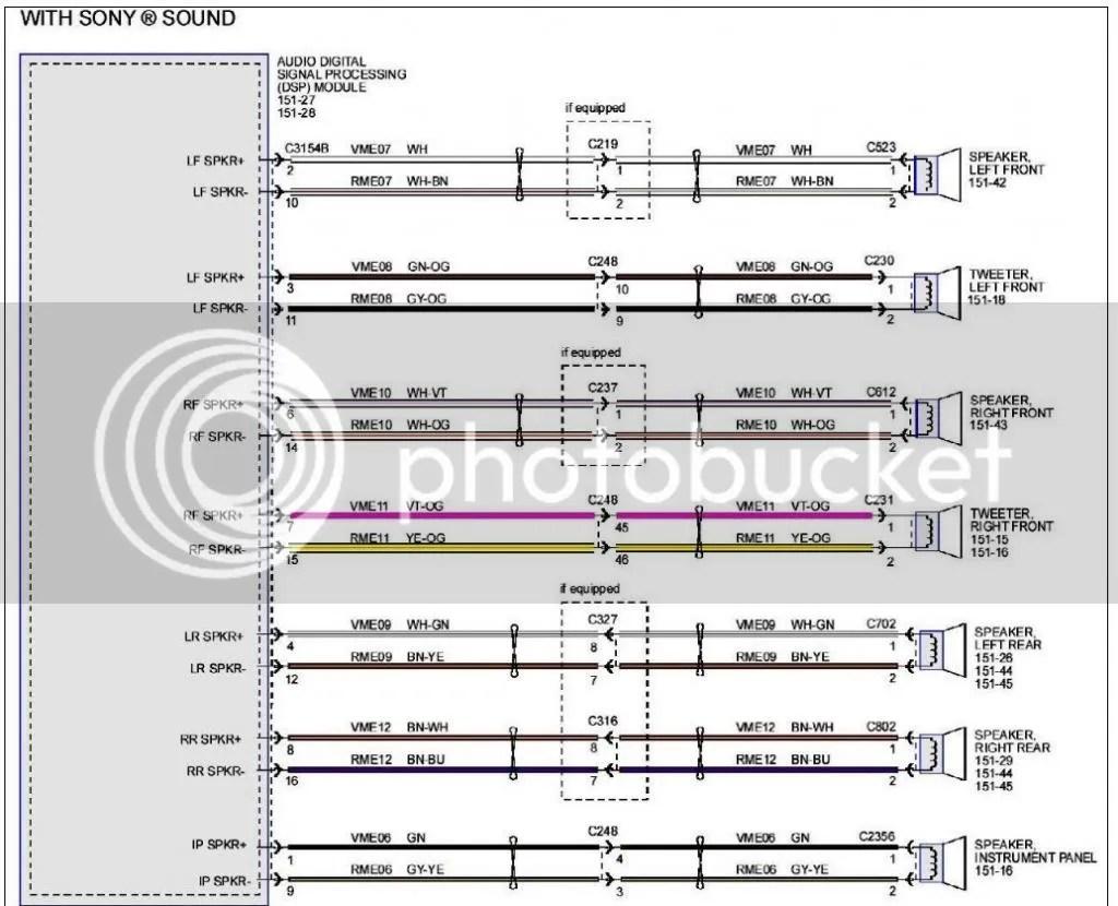 jl audio w6v2 wiring diagram 2007 gmc sierra radio help with cleansweep installation sony nav