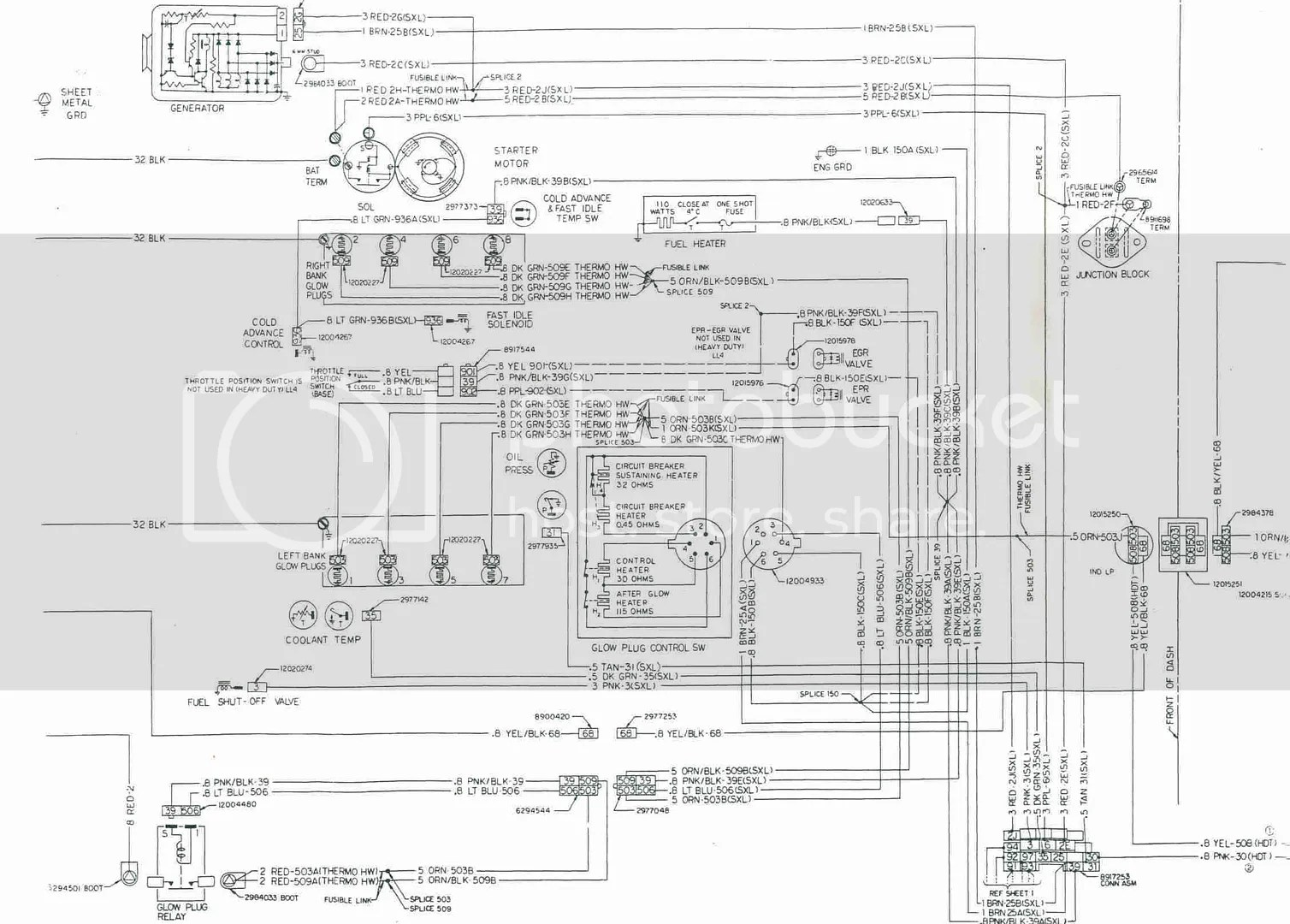 Wiring Diagram For 84 6 2sel Stick