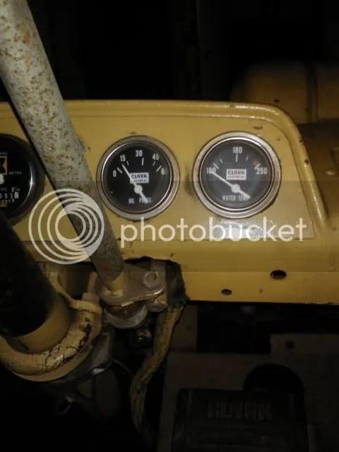 Clark Forklift Wiring Diagrams 1985