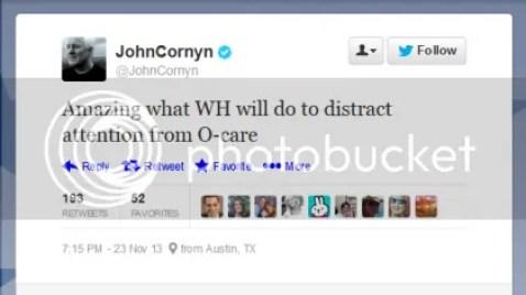 cornyn tweet